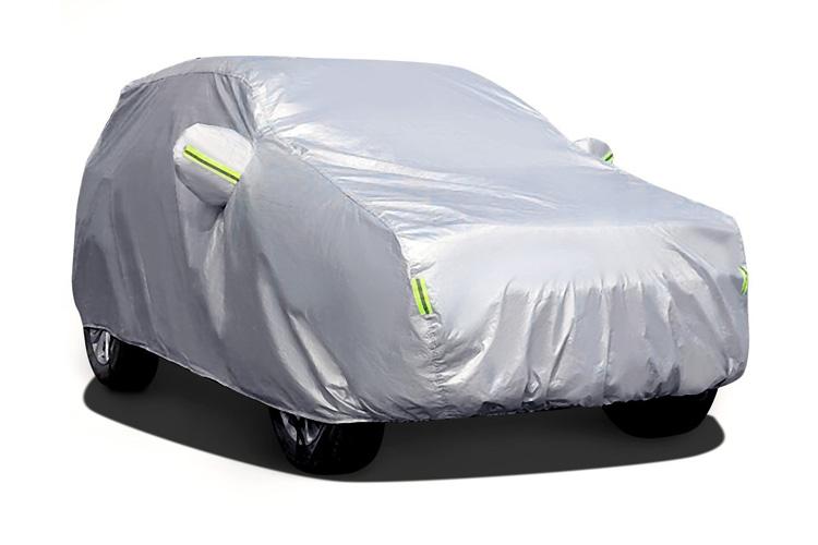 MATCC 485 x 190 x 185 cm bâche voiture