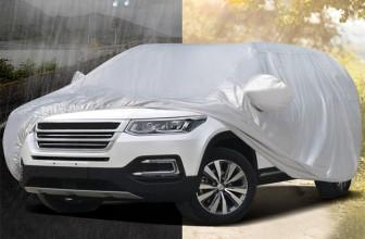 Audew XXL : la bâche voiture idéale pour la protection de votre voiture